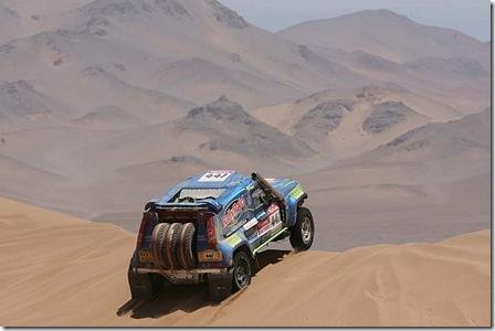 Paul in the Atacama
