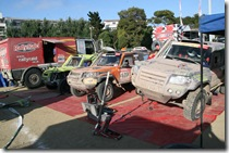 rest day rally raid uk