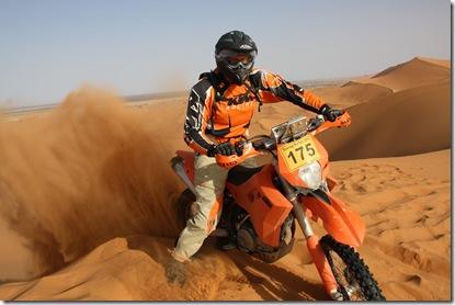 bike crests dune erg chebi